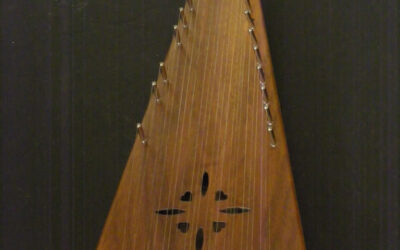 Soprano Bowed Psaltery / #1041