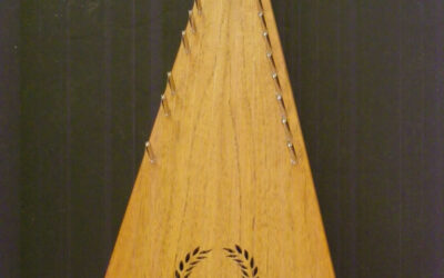Soprano Bowed Psaltery / #1047