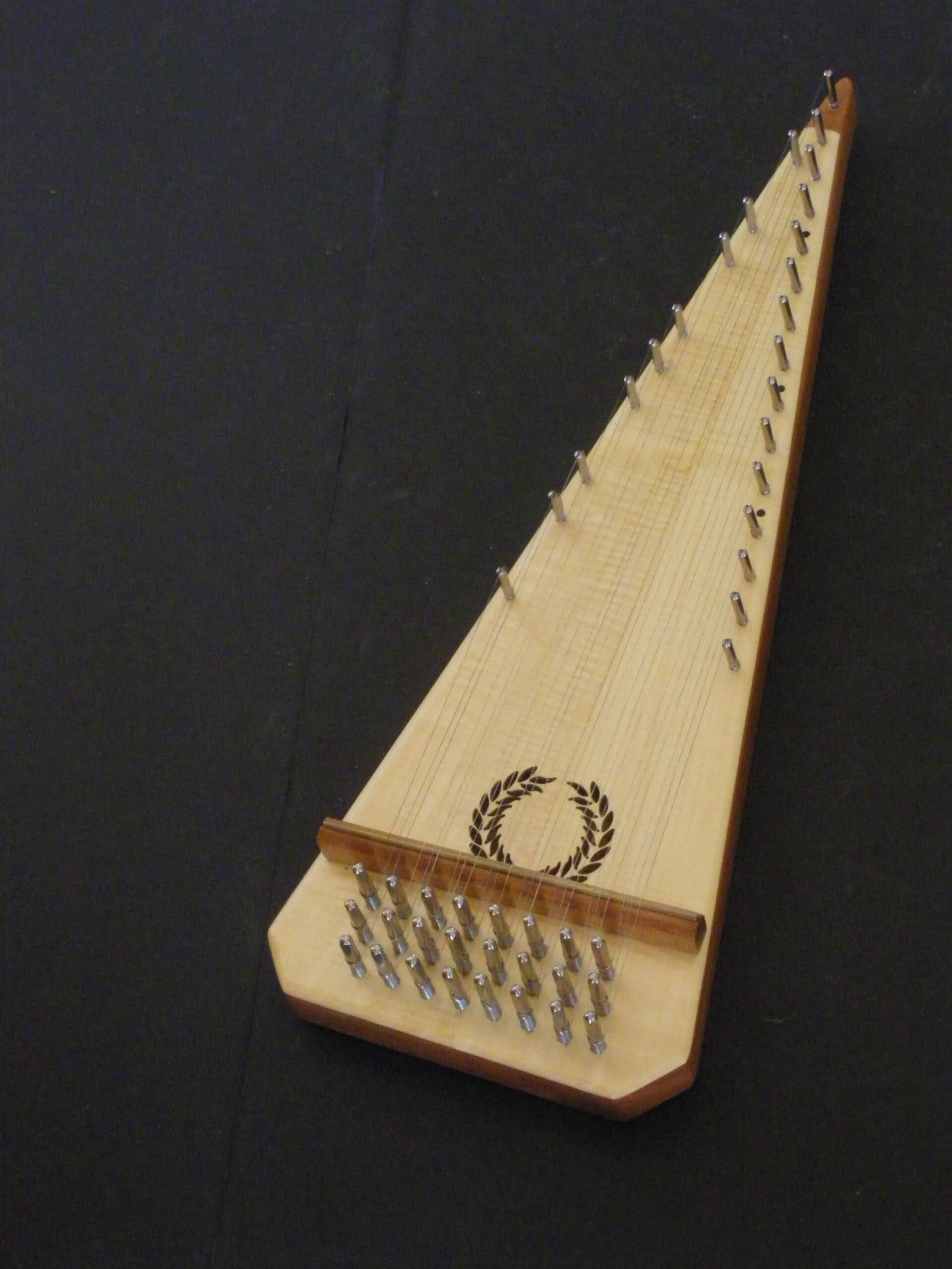 Soprano Bowed Psaltery / #1026